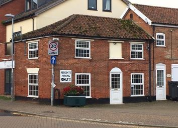 Thumbnail 2 bed property to rent in High Street, Watton, Thetford
