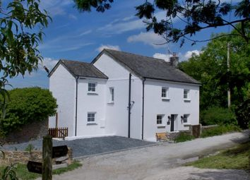 Thumbnail 3 bed cottage for sale in Trenance, St Issey