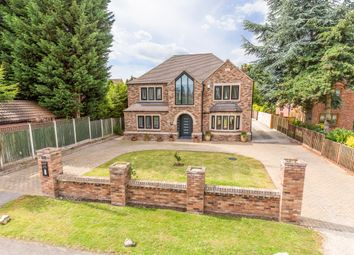 Thumbnail 4 bed detached house for sale in 1 Warnington Drive, Bessacarr, Doncaster