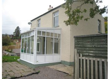 Thumbnail 3 bed detached house for sale in Ffrwd Road, Pontypool