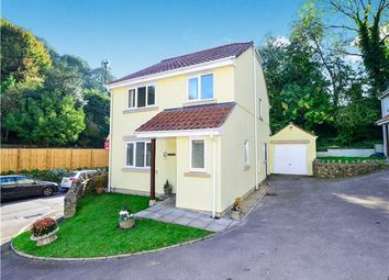 Thumbnail 3 bedroom detached house for sale in Lukes Close, Coombend, Radstock.