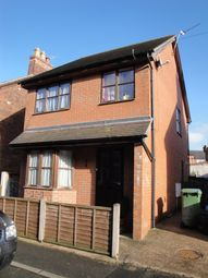 Thumbnail 3 bedroom detached house to rent in Victoria Road, Market Drayton