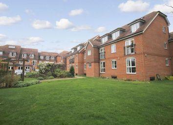 Thumbnail 2 bed flat for sale in Barnes Wallis Court, Byfleet