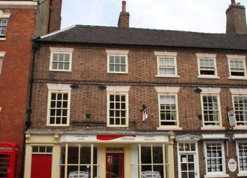 Thumbnail 2 bed flat to rent in Church Street, Ashbourne, Derbyshire