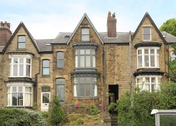 Thumbnail 4 bed terraced house for sale in Ecclesall Road, Sheffield, South Yorkshire