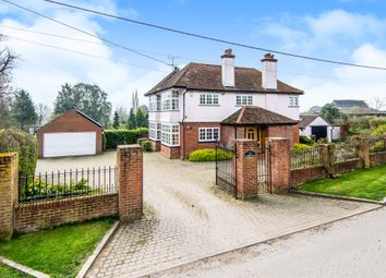Thumbnail 5 bed detached house for sale in Ramsden Park Road, Ramsden Bellhouse, Billericay