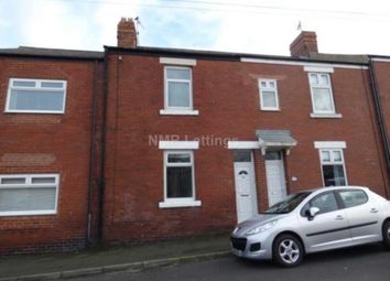 Thumbnail 2 bed terraced house to rent in Longnewton Street, Seaham