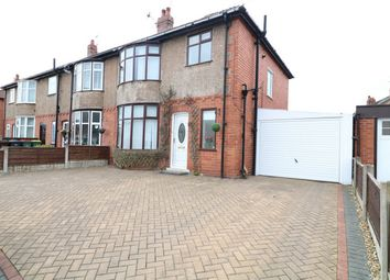Thumbnail 3 bed semi-detached house for sale in 178 West Park Avenue, Ashton-On-Ribble, Preston, Lancashire