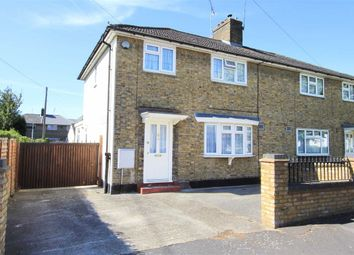 Thumbnail 3 bed semi-detached house for sale in Maple Avenue, Yiewsley, Middlesex
