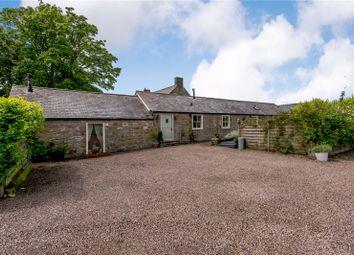 Thumbnail 3 bedroom detached house for sale in Longframlington, Morpeth, Northumberland