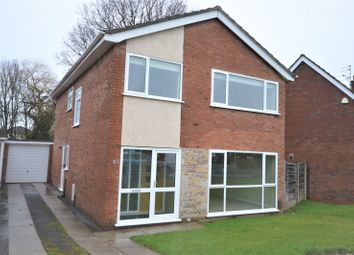 Thumbnail 4 bedroom detached house to rent in Dairyground Road, Bramhall, Stockport