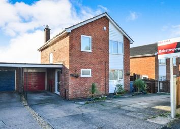 Thumbnail 4 bed detached house for sale in Diamond Avenue, Rainworth, Mansfield