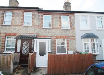 Thumbnail 3 bed terraced house for sale in Clarence Road, Sutton, Surrey, Greater London
