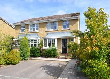 Thumbnail 3 bed semi-detached house for sale in Martel Close, Camberley, Surrey
