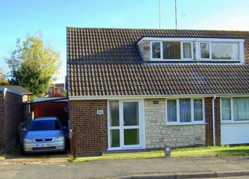 Thumbnail 3 Bedroom Semi Detached House For Sale In The Slade Daventry Northants