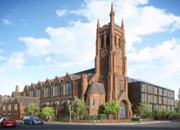 Thumbnail 1 bed flat for sale in St Cyprians Edge Lane Edge Hill, Liverpool