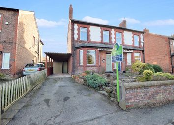 Thumbnail 4 bed semi-detached house for sale in Church Road, Frodsham