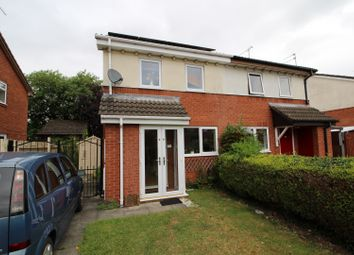 Thumbnail 3 bed semi-detached house for sale in The Beeches, Nantwich, Cheshire