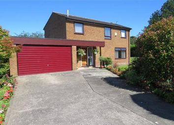 Thumbnail 4 bed detached house for sale in Lansdowne Close, Carlisle, Cumbria