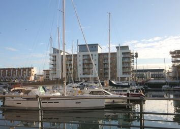 Thumbnail 1 bed flat to rent in Mizzen Court, Portishead, Bristol