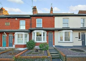 Thumbnail 2 bed terraced house to rent in Station Road, Radlett, Hertfordshire