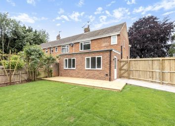 Thumbnail 4 bed end terrace house for sale in Appleton, Oxfordshire