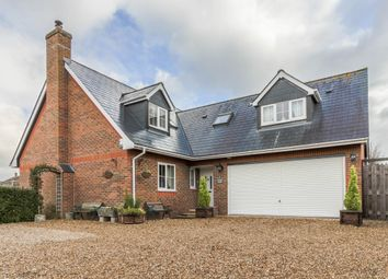 Thumbnail 3 bed detached house for sale in Chilbolton, Stockbridge, Hampshire