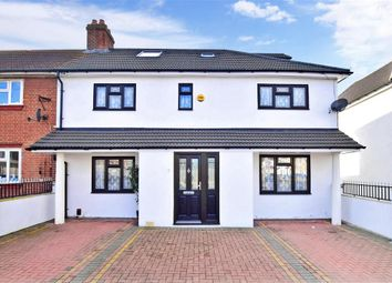 Thumbnail 5 bed semi-detached house for sale in East Road, Chadwell Heath, Romford, Essex