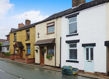 Thumbnail 2 bedroom terraced house to rent in Chapel Lane, Harriseahead, Stoke-On-Trent