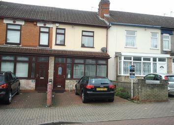 Thumbnail 4 bed terraced house for sale in Aubrey Road, Small Heath, Birmingham