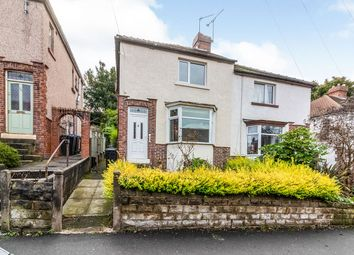 Thumbnail 2 bed semi-detached house for sale in Argyle Road, Sheffield