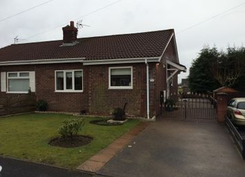 Thumbnail 2 bed semi-detached bungalow to rent in Raglan Close, Grove Park, Blackwood