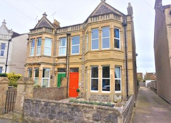 Thumbnail 6 bedroom semi-detached house for sale in Quantock Road, Weston-Super-Mare