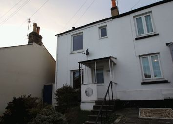 Thumbnail 3 bed semi-detached house for sale in Warwick Street, Ryde