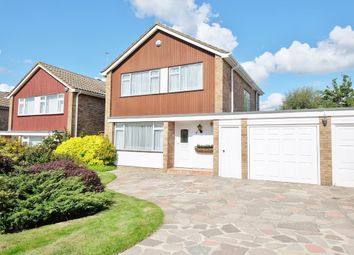 Thumbnail 3 bed detached house for sale in Poplar Avenue, Orpington