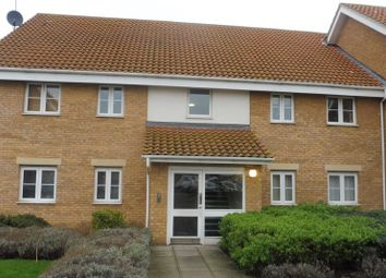 Thumbnail 2 bed flat for sale in Lime Kiln Close, Peterborough, Cambridgeshire