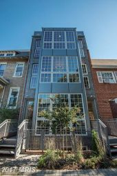 Thumbnail 3 bed town house for sale in 1143 5th Street Northeast 2 Ph, Washington, DC, 20002