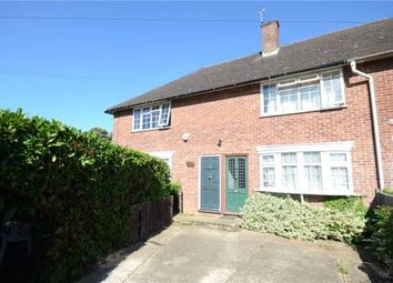 Thumbnail 2 bedroom maisonette for sale in Upcroft, Windsor, Berkshire
