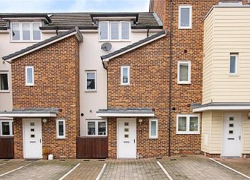 3 bed terraced house for sale in Pyle Close, Addlestone, Surrey KT15