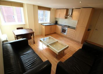Thumbnail 3 bedroom flat to rent in The Royal Apartments, Wilton Place, Salford City