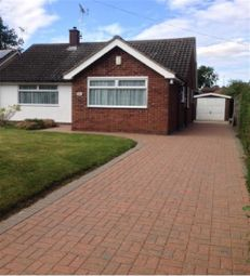 Thumbnail 3 bed detached bungalow to rent in Halloughton Road, Southwell