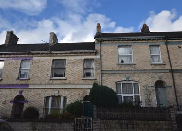 Thumbnail 3 bed terraced house for sale in Fort Street, Barnstaple