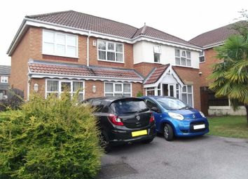 Thumbnail 5 bedroom detached house for sale in Foster Close, Whiston, Prescot