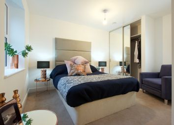 Thumbnail 2 bed flat for sale in Plot 8, Bowman House, Queensgate, Farnborough, Hampshire