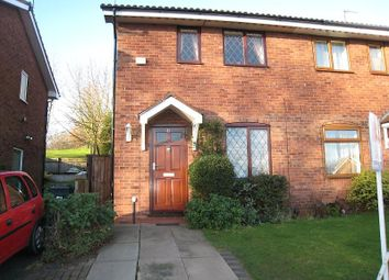 Thumbnail 2 bed property to rent in The Downs, Wolverhampton