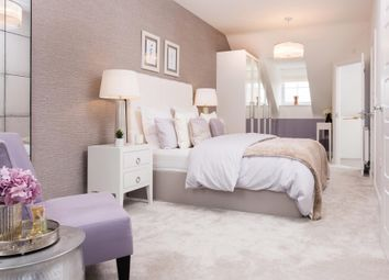 """Thumbnail 3 bedroom terraced house for sale in """"Norbury"""" at Beech Croft, Barlby, Selby"""
