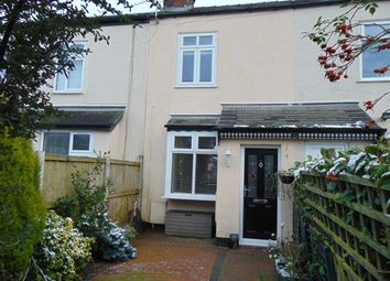 Thumbnail 2 bed terraced house to rent in Newfield Road, Lymm