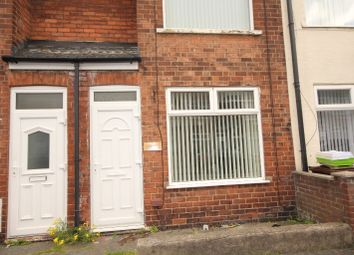Thumbnail 2 bedroom terraced house to rent in Dorset Street, Hull