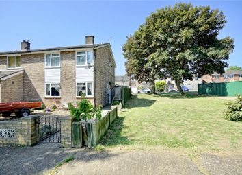Thumbnail 3 bed semi-detached house for sale in Falstaff Way, Hartford, Huntingdon, Cambridgeshire
