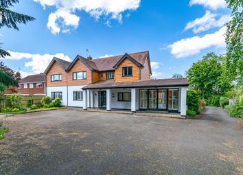 Thumbnail 5 bed detached house for sale in Cottage Lane, Marlbrook, Bromsgrove